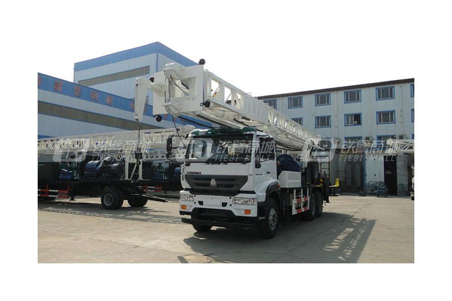 滨州钻机BZCY600CWY车载式钻机