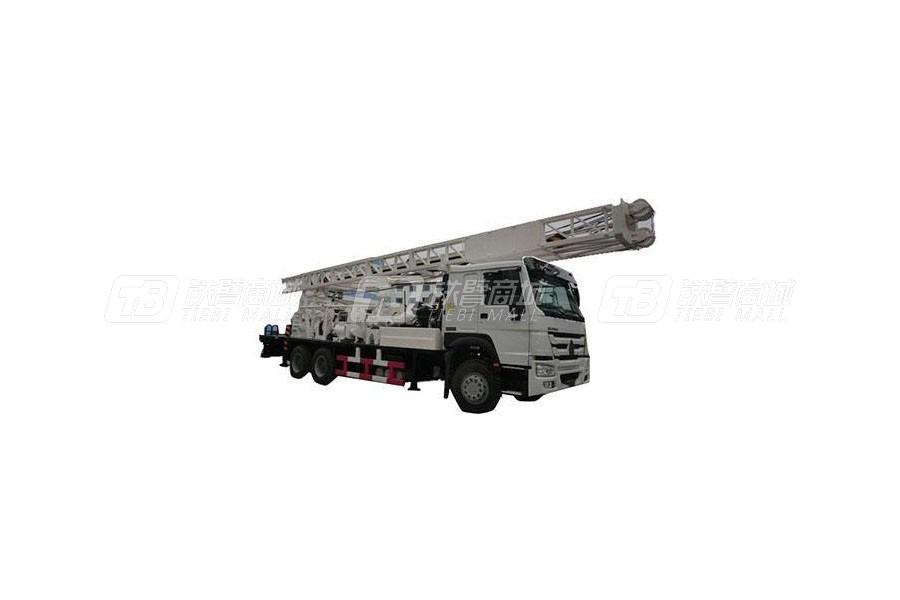 滨州钻机BZT400车载式钻机