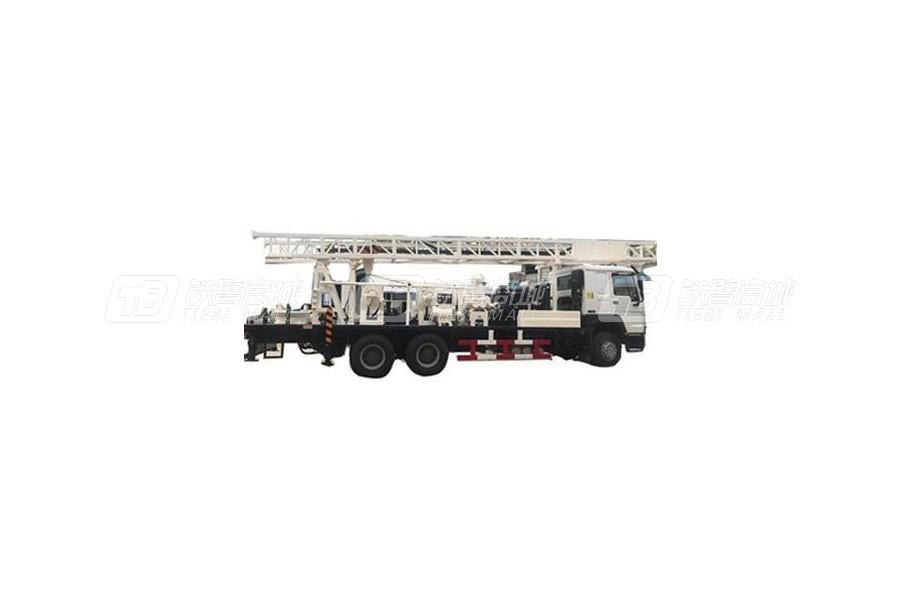 滨州钻机BZT600车载式钻机