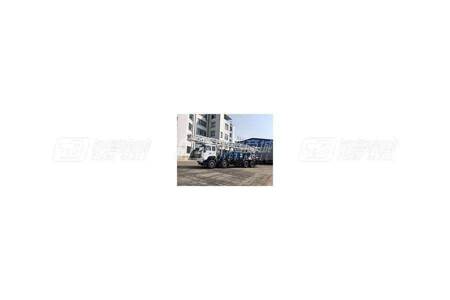 滨州钻机BZCLY400WY车载式钻机