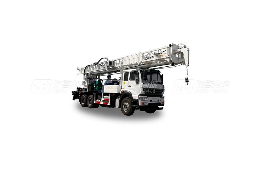 滨州钻机BZCY400XWY车载式钻机