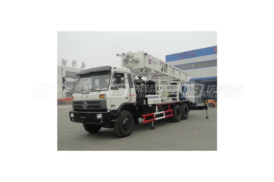 滨州钻机BZCDF200DF车载式钻机