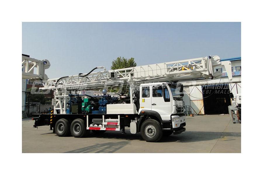 滨州钻机BZC300XDF6×4III车载式钻机