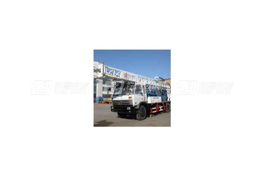 滨州钻机BZC300DDF6x4IV车载式钻机