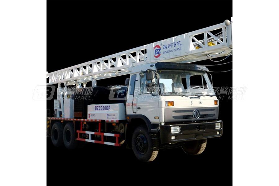 滨州钻机BZC300CDF6x4IV车载式钻机
