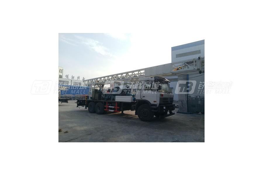滨州钻机BZC300XDF6×4IV车载式钻机