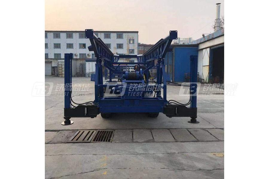 滨州钻机CYTL-300A拖车式钻机