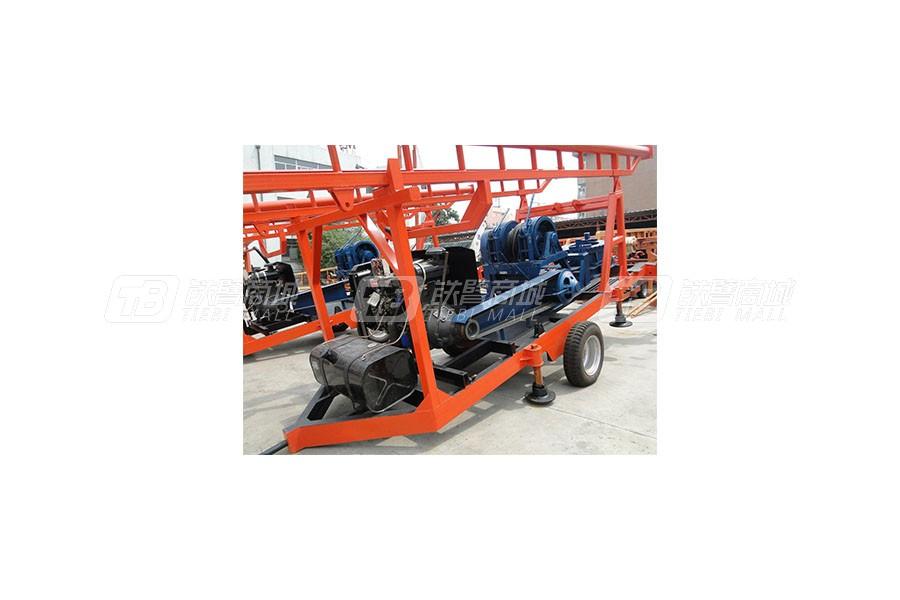 滨州钻机CYT300拖车式钻机