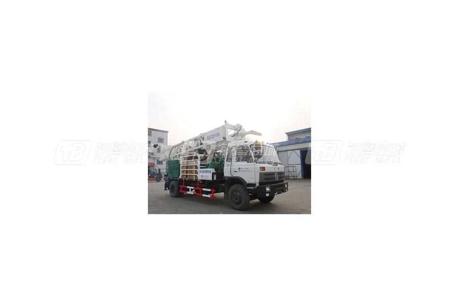 滨州钻机BZCDF150SDF车载式反循环钻机
