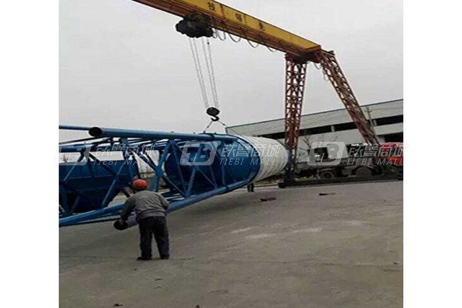 华光机械HZS-120混凝土搅拌站