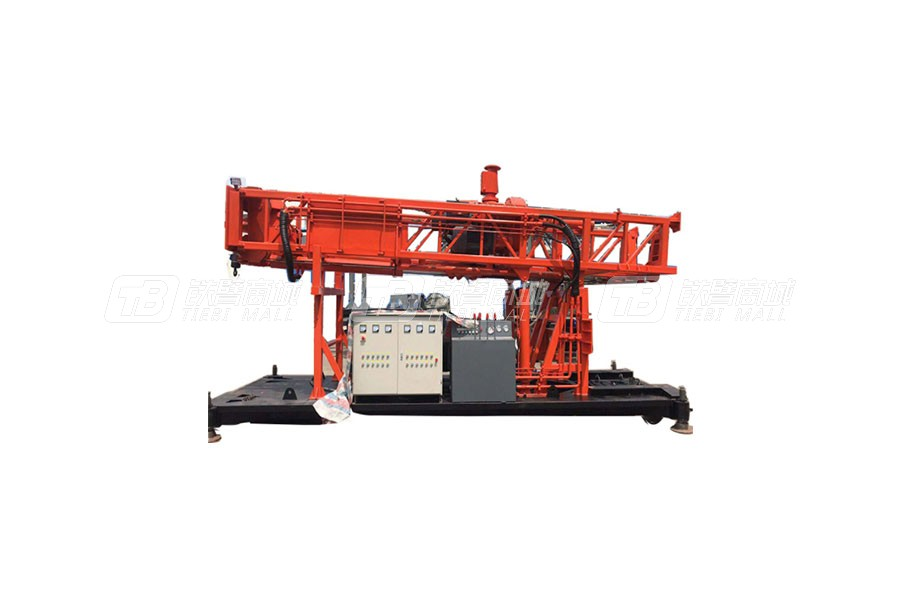 滨州钻机BZCF150CDF6X4转盘式反循环钻机