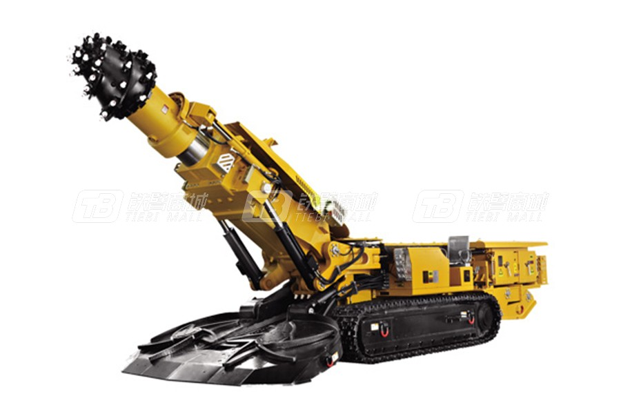 三一EBZ230C半煤岩掘进机