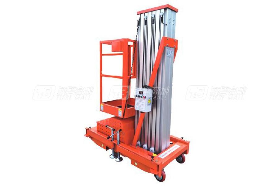 脉辉GTWY9-125桅柱式高空作业平台
