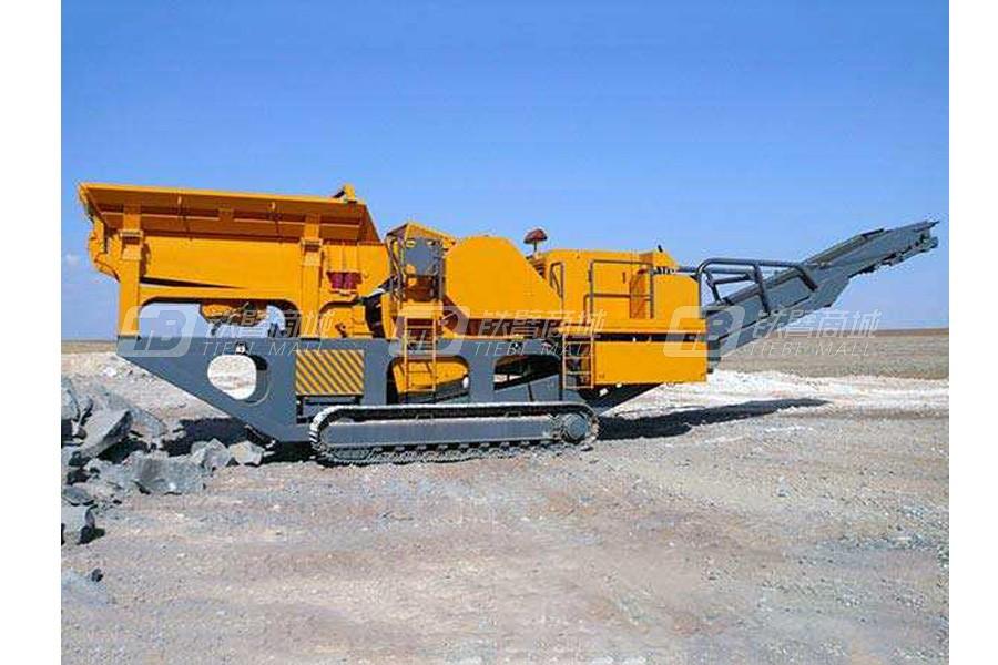 铁建重工LDP300隧道洞碴洞内破碎设备