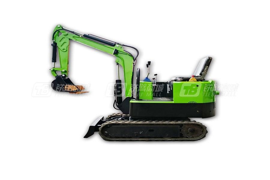 北唐机械CE10B履带挖掘机