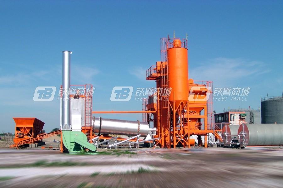 德基机械DG1300常规沥青混合料搅拌设备