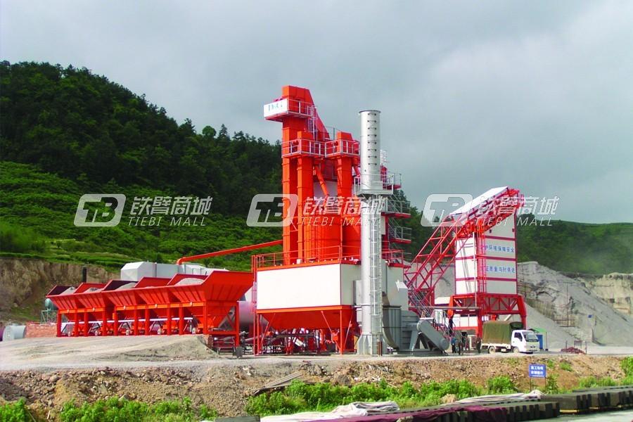 德基机械DG1500常规沥青混合料搅拌设备