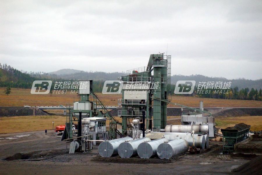 德基机械DG2500常规沥青混合料搅拌设备