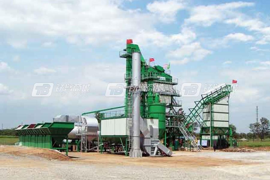 德基机械DG4000常规沥青混合料搅拌设备