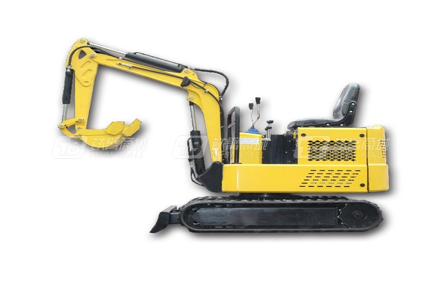北唐机械CE15A履带挖掘机