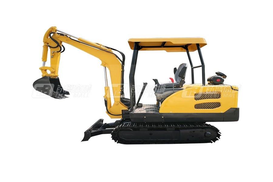 北唐机械CE20A履带挖掘机