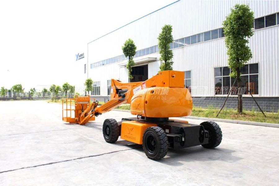 运想重工GTZZ18D电动曲臂式高空作业平台