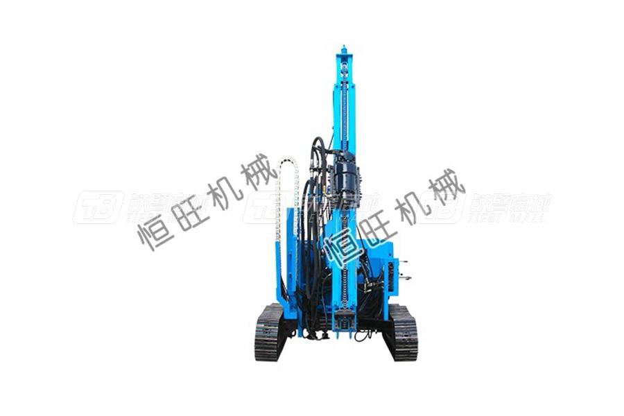 恒旺工矿伸缩式滑移压桩机/打桩机