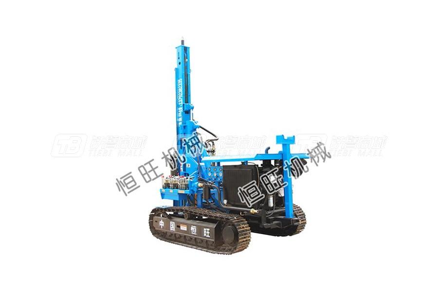 恒旺工矿6M液压锤压桩机/打桩机