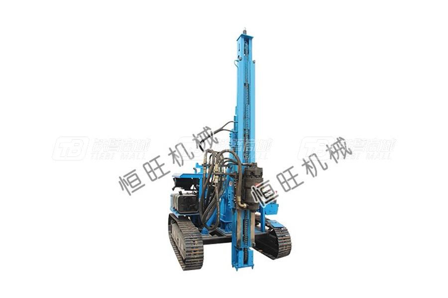 恒旺工矿3M液压锤压桩机/打桩机