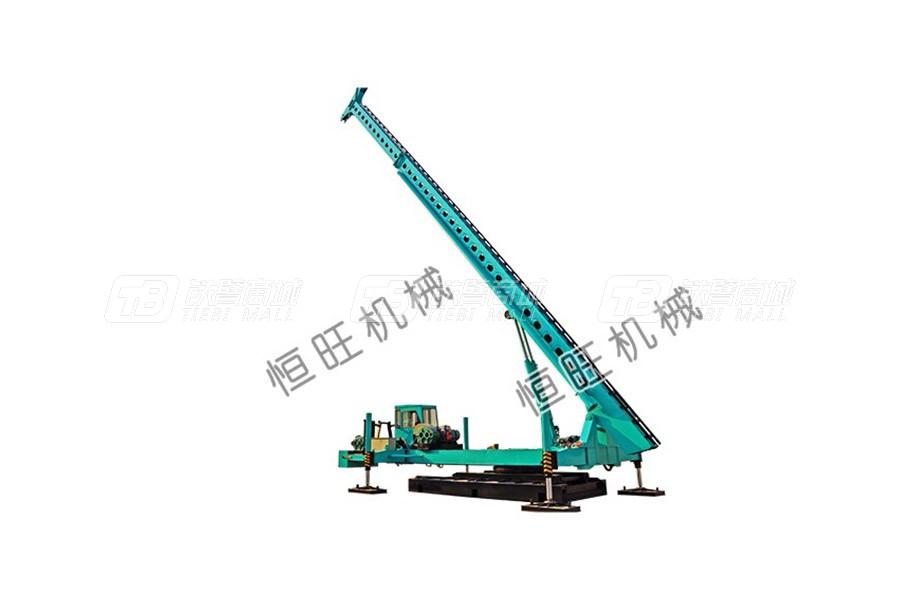 恒旺工矿液压步履式CFG压桩机/打桩机