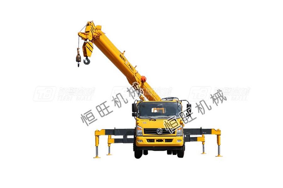 恒旺工矿东风16吨汽车起重机
