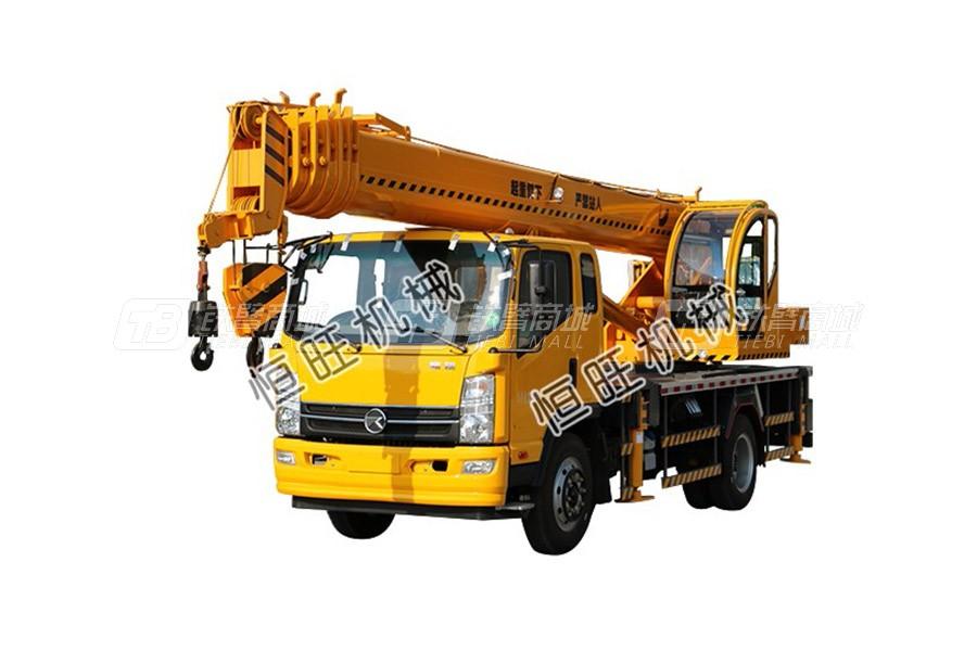 恒旺工矿凯马12吨汽车起重机