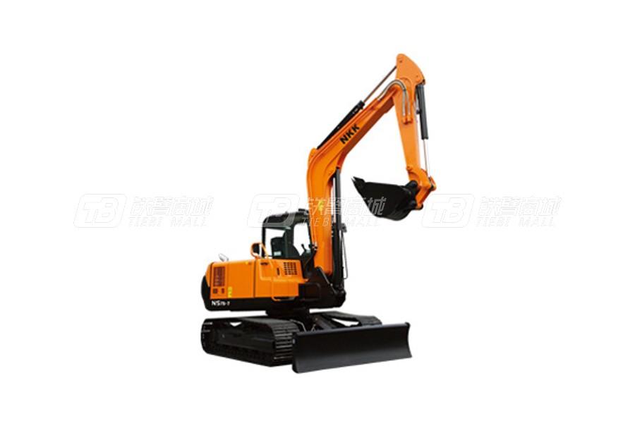 京城长野NS75-7履带挖掘机