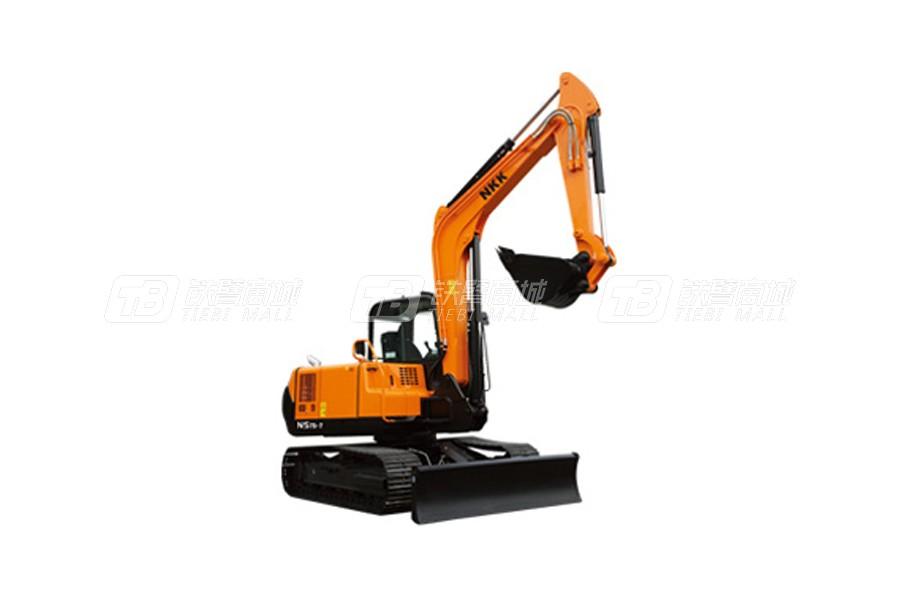京城长野NS75-7s履带挖掘机