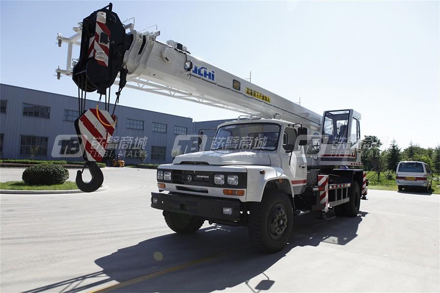 京城重工QY8D汽车起重机