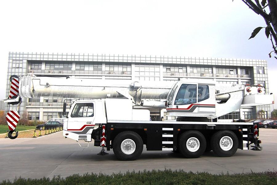京城重工QAY55E全地面起重机