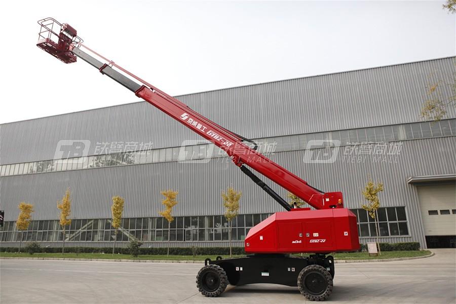 京城重工GTBZ22/24自行臂架式高空作业平台
