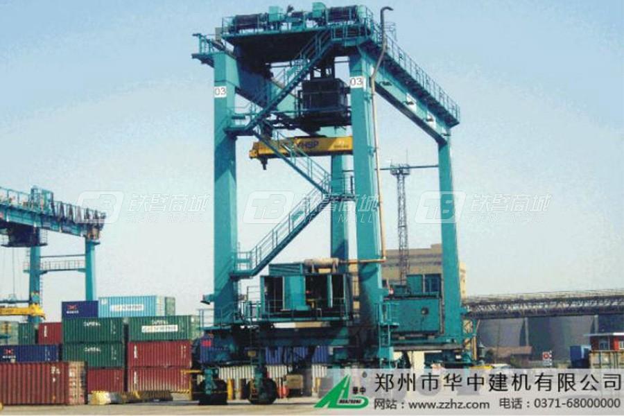 华中建机MGJZL30.5轮胎式集装箱龙门吊