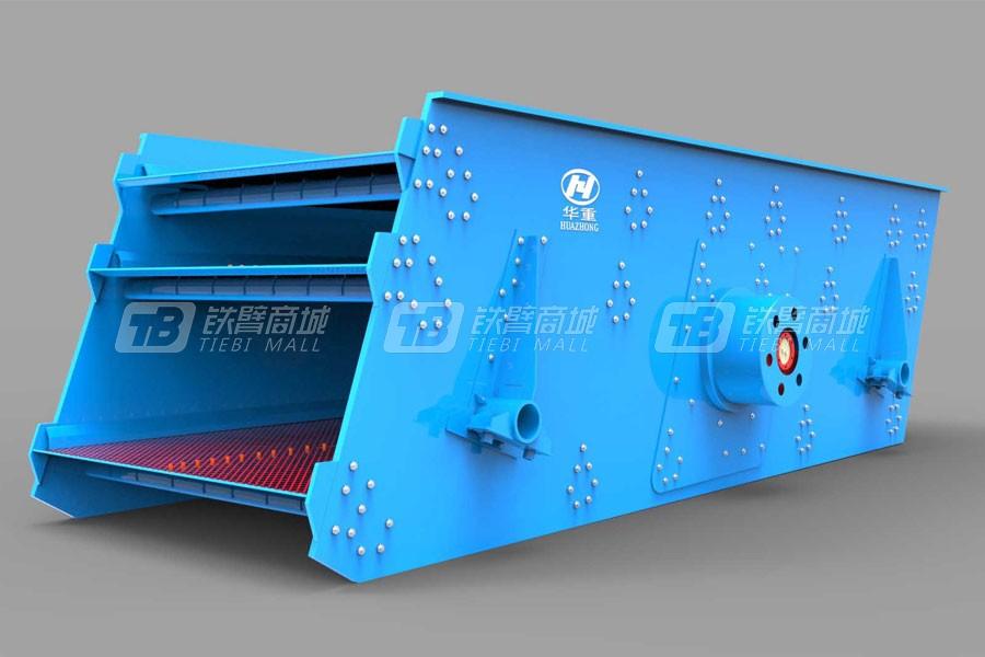 大华重工YKR2773偏心块式圆振动筛