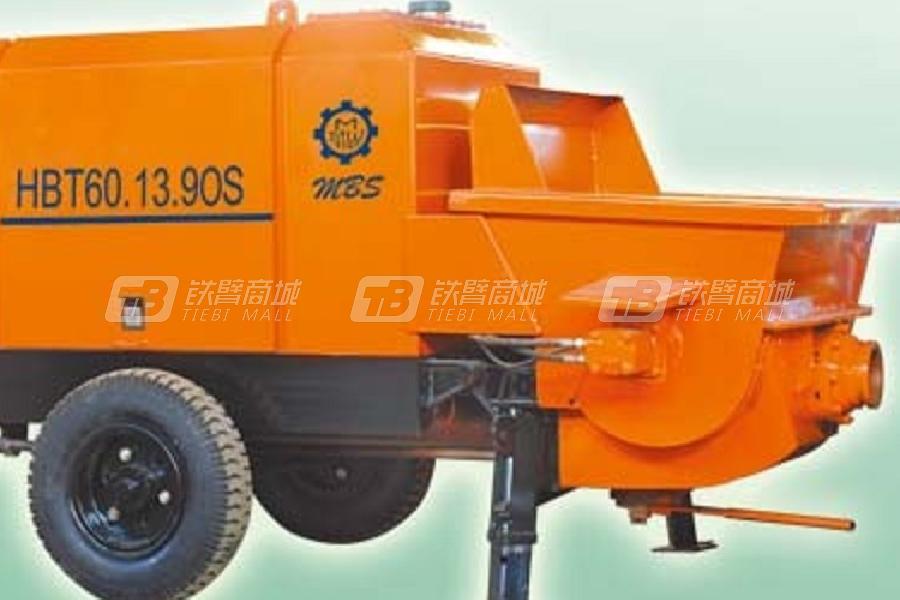 北山机械HBT60混凝土输送泵