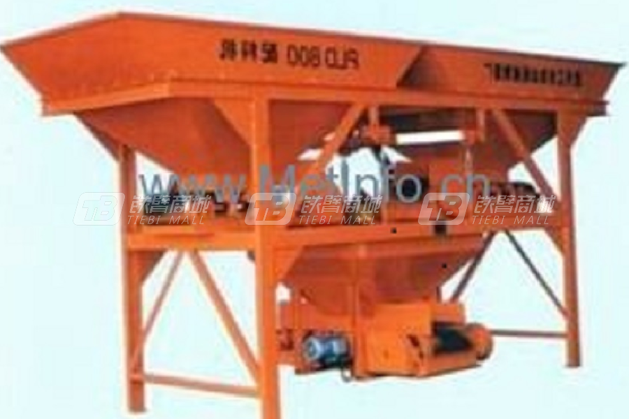 北山机械PLD1200/3混凝土配料机