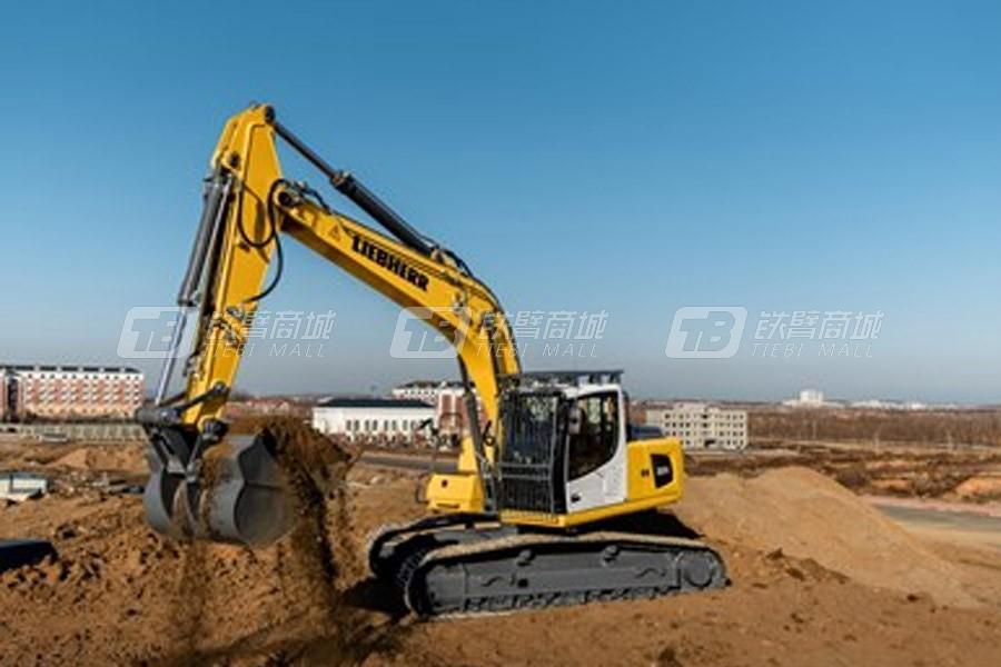 利勃海尔R 924 Litronic履带挖掘机
