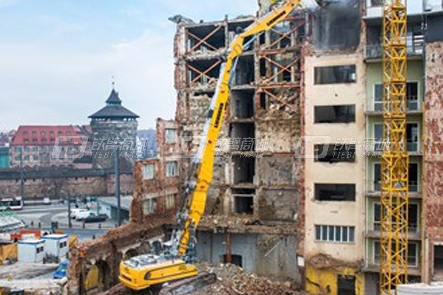 利勃海尔R 950 Demolition Litronic挖掘机