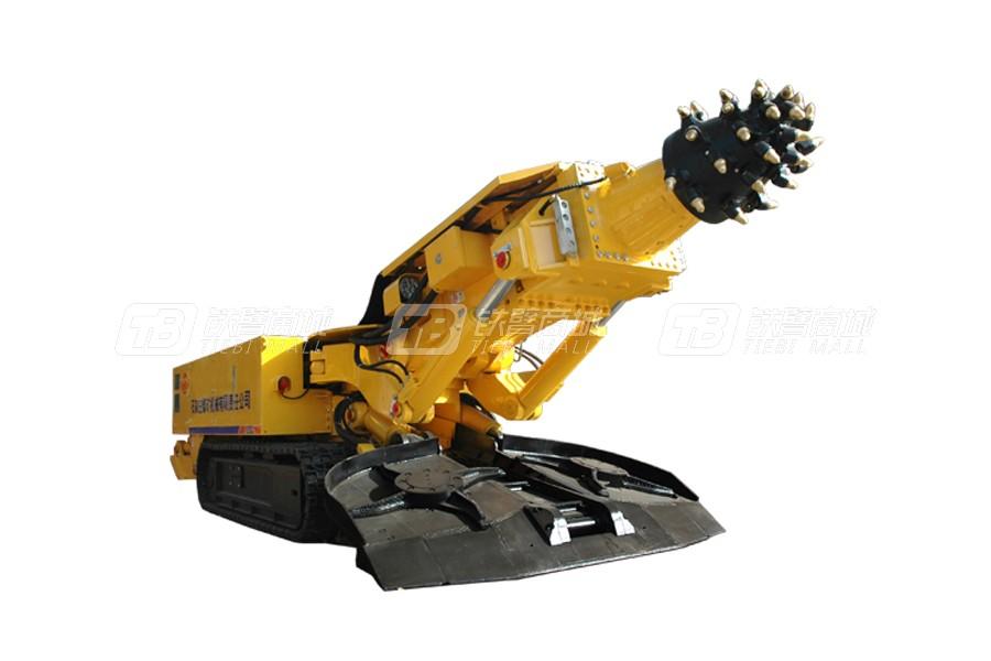石煤EBZ160(A)巖石掘進機