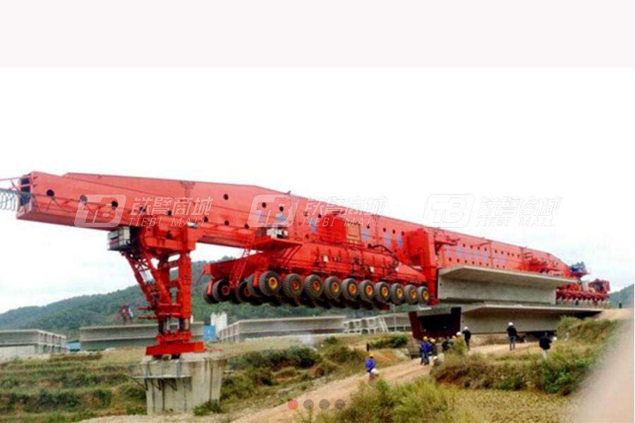 华中建机HZQY900B轮胎式运架一体架桥机