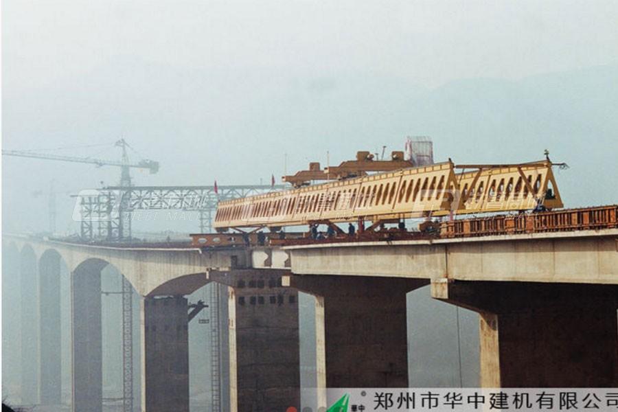 华中建机HZQ50-160B公路架桥机