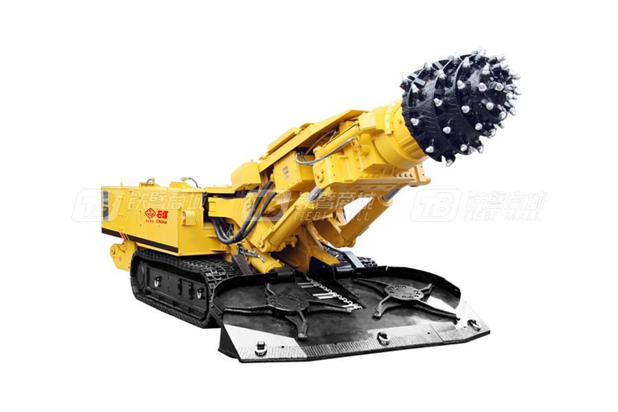 石煤EBZ160二代掘进机