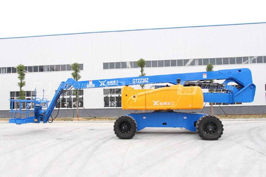 运想重工GTZZ30Z曲臂式高空作业平台