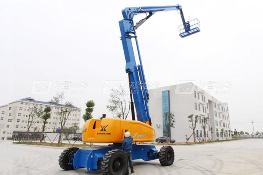 运想重工GTZZ38Z曲臂式高空作业平台