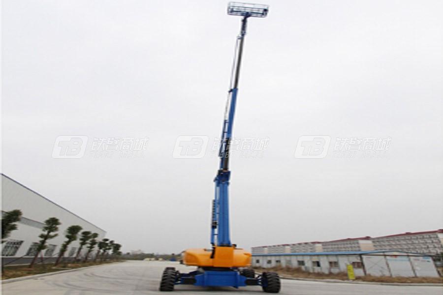 运想重工GTZZ45Z曲臂高空作业平台